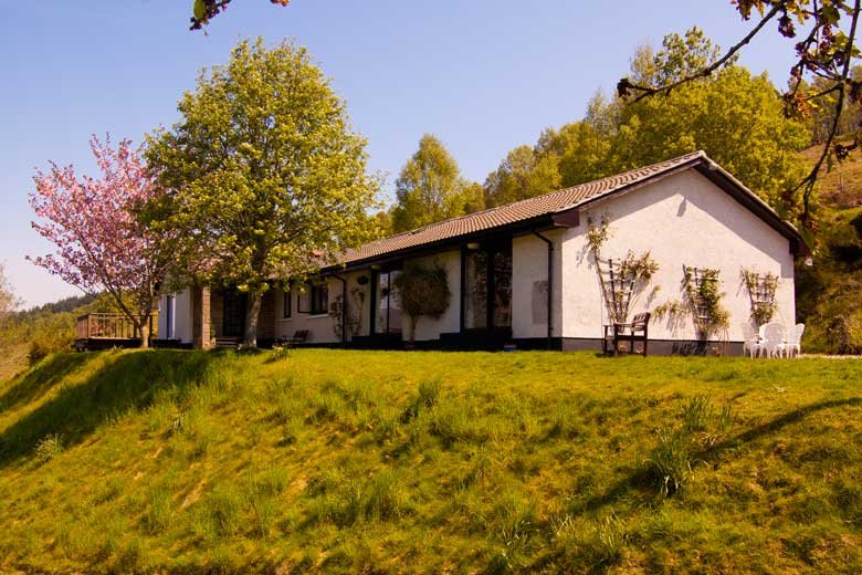 Hill House Self Catering Kerrow Cannich