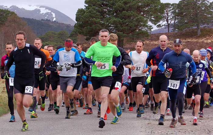 The Glen Affric Duathlon