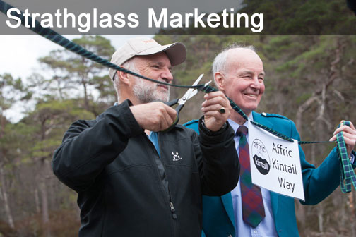 Marketing Group for Glen Affric Cannich Struy Tomich Loch Nesss